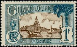 Guadeloupe - Port De Pointe à Pitre - Unused Stamps