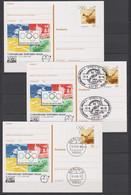 Allemagne Germany  3 Cards JO Atlanta 1996 - Estate 1996: Atlanta