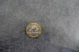 Pièce De 20 Francs Mont Saint-Michel, 5 Cannelures, V Fermé 1992 Pessac En SUP - - L. 20 Franchi