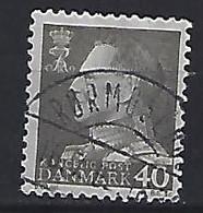 Denmark  1961-62   Frederik IX  (o) Mi.393x - Used Stamps