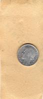 Pièce De 50 Centimes 1947 Lettre B Morlon Aluminium En TTB - - G. 50 Centesimi