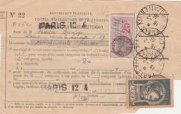 POSTES TELEGRAPHE ET TELEPHONES SERVICE DE LA RADIODIFUSION   1936 - Radiodiffusion