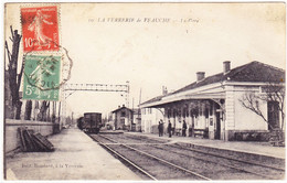 La Verrerie De Veauche - La Gare - Otros Municipios
