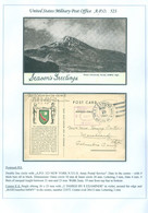 Persia - Persien - Iran - Middle East 1943;  Postcard From APO 523 (TEHRAN) To New York   (Army Postal Service) - Irán