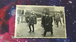 2 WK FOTO Adolf Hitler Agfa Lupex Photo - 1939-45
