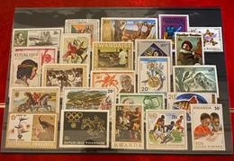 Lotje Zegels Uit Rwanda - Collections