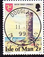 Isle Of Man - Beobachtungsturm, Langness (MiNr: 105) 1978 - Gest Used Obl - Isla De Man
