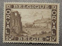 BEL 1928 / 265 / * / (17,50€) : 10F De La Première Orval - Eerste Orval - Unused Stamps