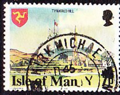 Isle Of Man - Tynwald-Hügel (MiNr: 108) 1978 - Gest Used Obl - Isla De Man