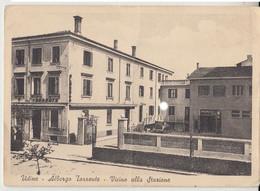 1940  UDINE ALBERGO TORRENTE - Udine