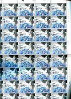 Belgie 1996 2629 Oscar Bonnevalle DVDP Full Sheet MNH Z/ Plaatnummer - Ganze Bögen