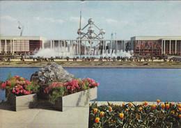 Brussel, Bruxelles, Expo 58, Plaats En Gaanderij Van Belgie (pk76822) - Universal Exhibitions