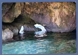 °°° Cartolina - Tropea Grotta Dello Scoglio Di Riace Viaggiata (l) °°° - Catanzaro