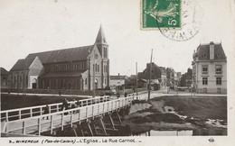 Wimereux - L'Eglise - La Rue Carnot - Andere Gemeenten