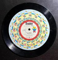 Teddy Microsillon 78 Tour Pour Enfant - Disque Animé - Réf : T3159 A /M 3017 (sans Pochette) - 78 G - Dischi Per Fonografi