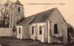 Villemoisson Sur Orge - L ' église - Altri Comuni