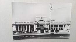 [SRI LANKA] - COLOMBO - Passenger Jetty - Sri Lanka (Ceylon)