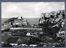 °°° Cartolina - Tropea Vista Dall'isola Viaggiata (l) °°° - Catanzaro