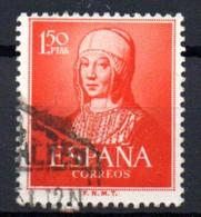 Espagne 814 Obl - 1951-60 Gebraucht