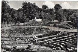 Monteporzio Catone M. 496 S.m. - Anfiteatro Tuscolo - Andere Städte