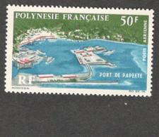 FRENCH POLYNESIA ....1969:  Yvert PA20 (Scott C43) Mnh** Cat.Value23Euros - Ungebraucht