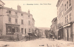 Firminy - Rue Victor-Hugo - Otros Municipios