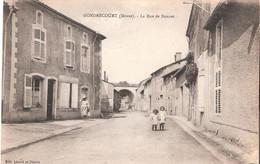 Gondrecourt - Rue De Bonnet - Otros Municipios