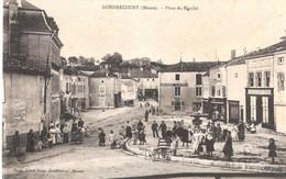 Gondrecourt - Place Du Marché - Otros Municipios