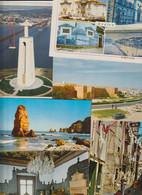 Lot 140 Ansichtskarten Portugal Querbeet - 100 - 499 Postcards
