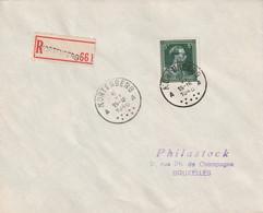 Aangetekende Brief -10% KORTENBERG - 1946 -10%