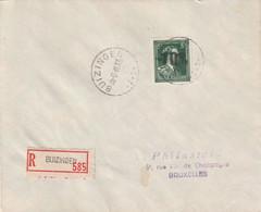 Aangetekende Brief -10% BUIZINGEN - 1946 -10%