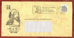 Infopost, Schloss Rastatt, Absenderstempel Duerer Sieger 302 Lorch, 1993 (3216) - Lettres & Documents