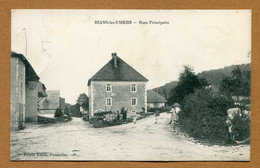 """BYANS-LES-USIERS  (25) : """" RUE PRINCIPALE """" - Other Municipalities"""
