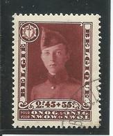 Korporaal Ocb 325 = Zegel Uit Blok 3 Gestempeld - Used Stamps