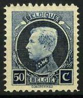 België 211A ** - Koning Albert I - Type Kleine Montenez - Tanding 11 1/2 X 12 1/2 - 1921-1925 Small Montenez