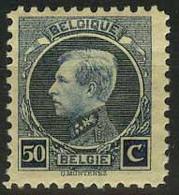België 211B ** - Koning Albert I - Type Kleine Montenez - Tanding 11 X 11 1/2 - 1921-1925 Small Montenez