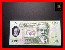 URUGUAY 20 Pesos Uruguayos 2020  P.  New  Serie A  Polymer  UNC - Uruguay