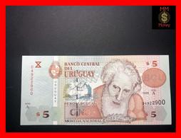 URUGUAY 5 Pesos Uruguayos 1998 P. 80  UNC - Uruguay