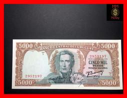 Uruguay 5.000 5000 Pesos 1967 P. 50 UNC - Uruguay