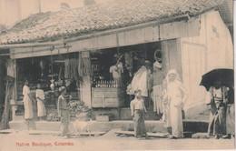 SRI LANKA (Ceylon) - Native Boutique Colombo - Sri Lanka (Ceylon)