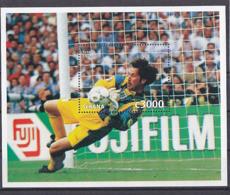 Soccer World Cup 1998 - GHANA - S/S MNH - 1998 – Frankrijk