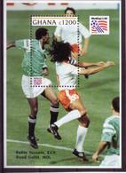 Soccer World Cup 1994 - Football - GHANA - S/S MNH - 1994 – Verenigde Staten