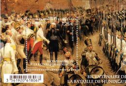 France.bloc 4972 De2015.bicentenaire De La Bataille De Huningue.n**. - Mint/Hinged