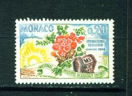 MONACO  -  1962 Multiple Sclerosis 20c Never Hinged Mint - Nuevos