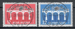 BELGIE: COB 2130/2131  Mooi Gestempeld. - Used Stamps