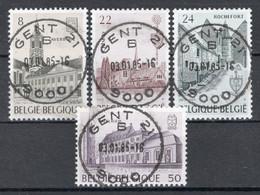 BELGIE: COB 2146/2149  Mooi Gestempeld. - Used Stamps