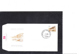 Buzin 2792 Grive Litorne  (Brussel-Bruxelles) - 1985-.. Birds (Buzin)