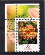 Alemania / Germany / Sello Año 2006  Usado Matasello Primer Dia - Berlin - Ungebraucht