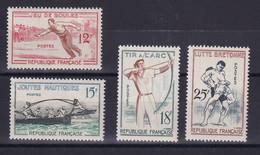D 114 / N° 1161/1164 NEUF** COTE 9€ - Collezioni