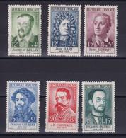 D 114 / N° 1166/1171 NEUF** COTE 15€ - Collezioni
